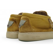 KAIZEN MID Suede - Mid Brown