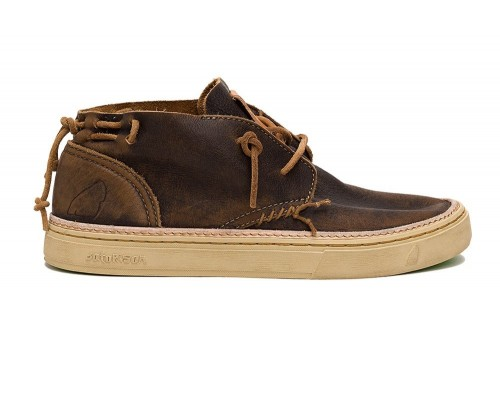 ANTAI VAQUERO - DARK BROWN